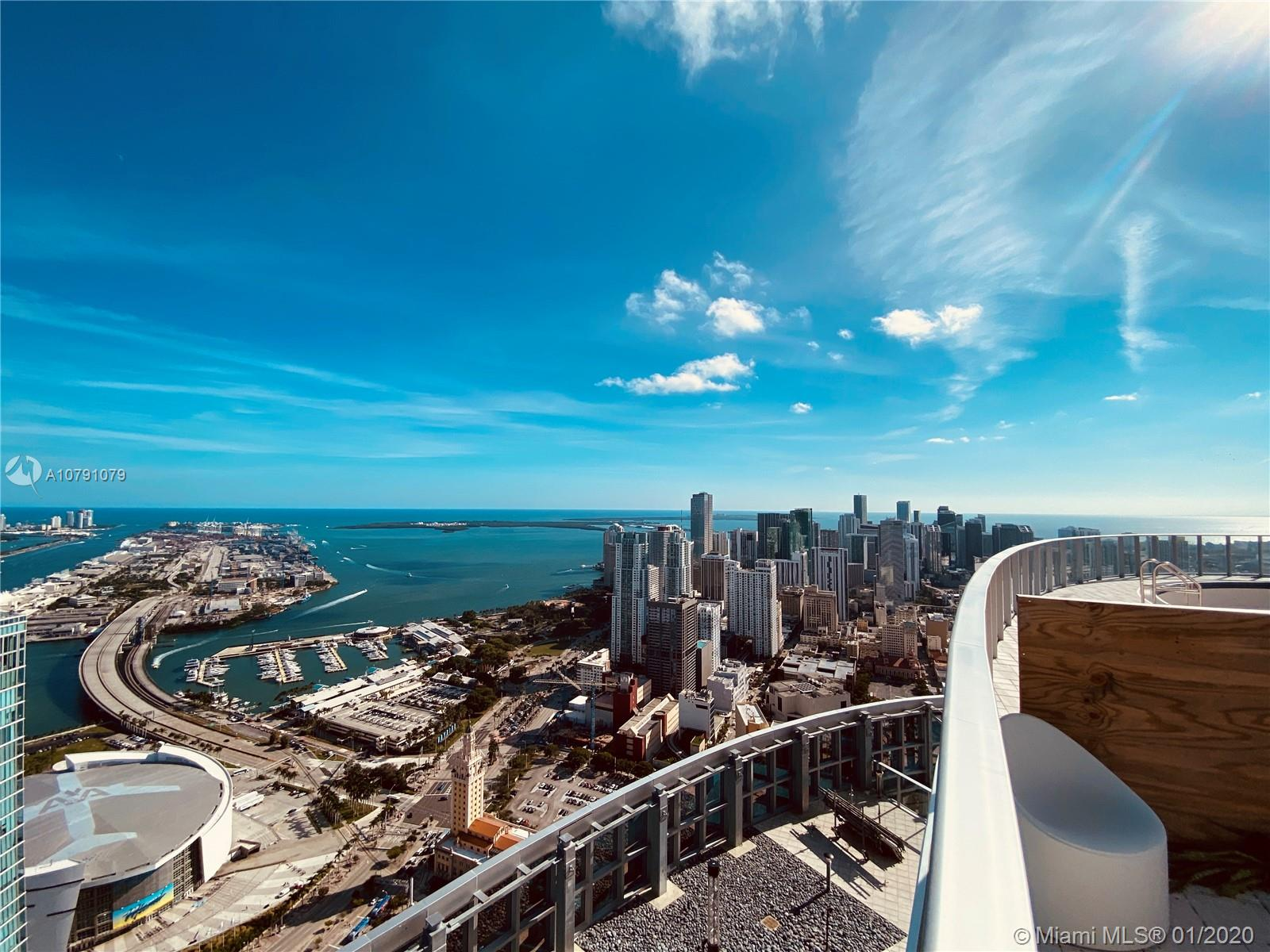 851 NE 1st Ave #4002 For Sale A10791079, FL