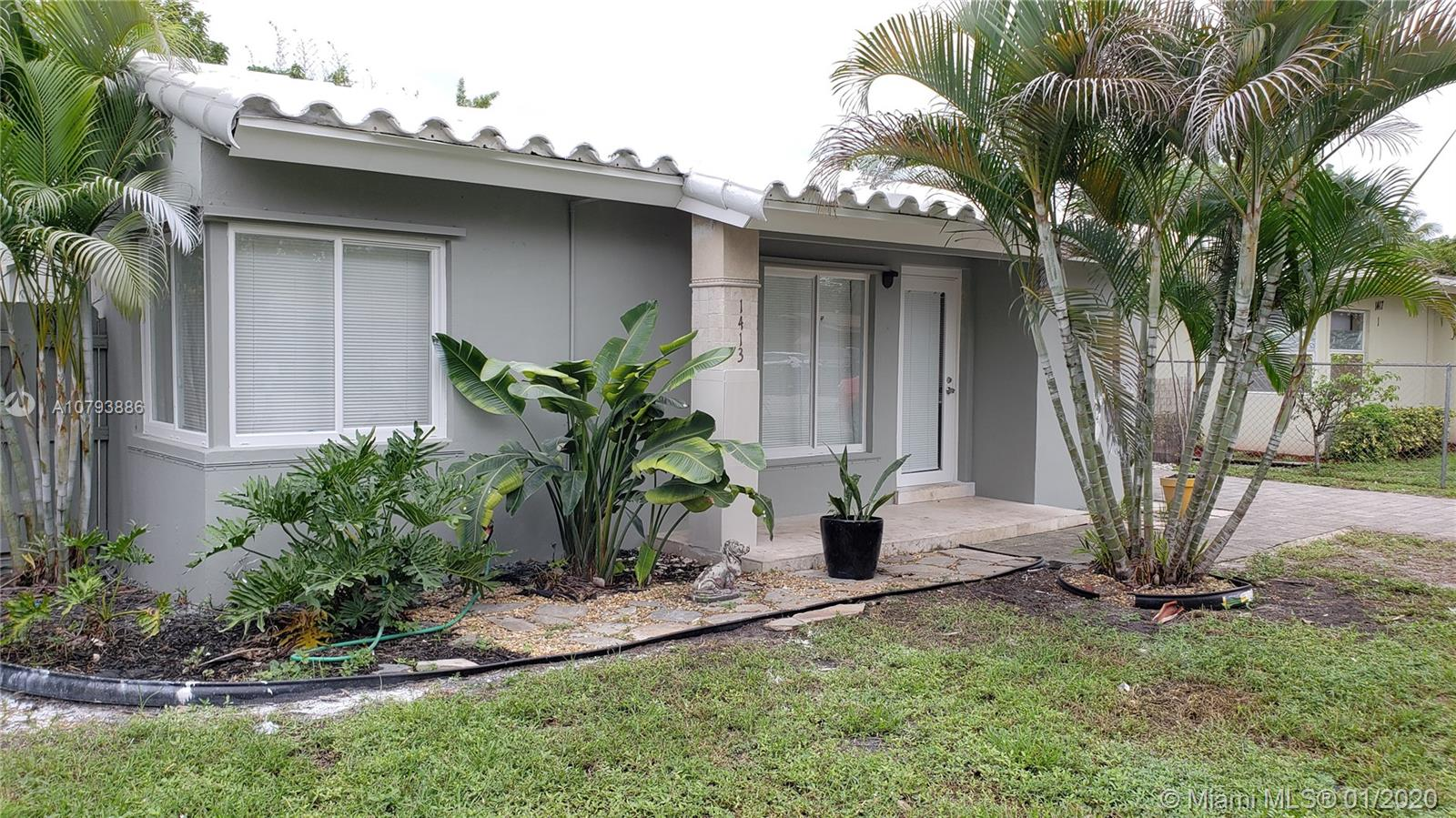 1413 NW 7th Ave  For Sale A10793886, FL