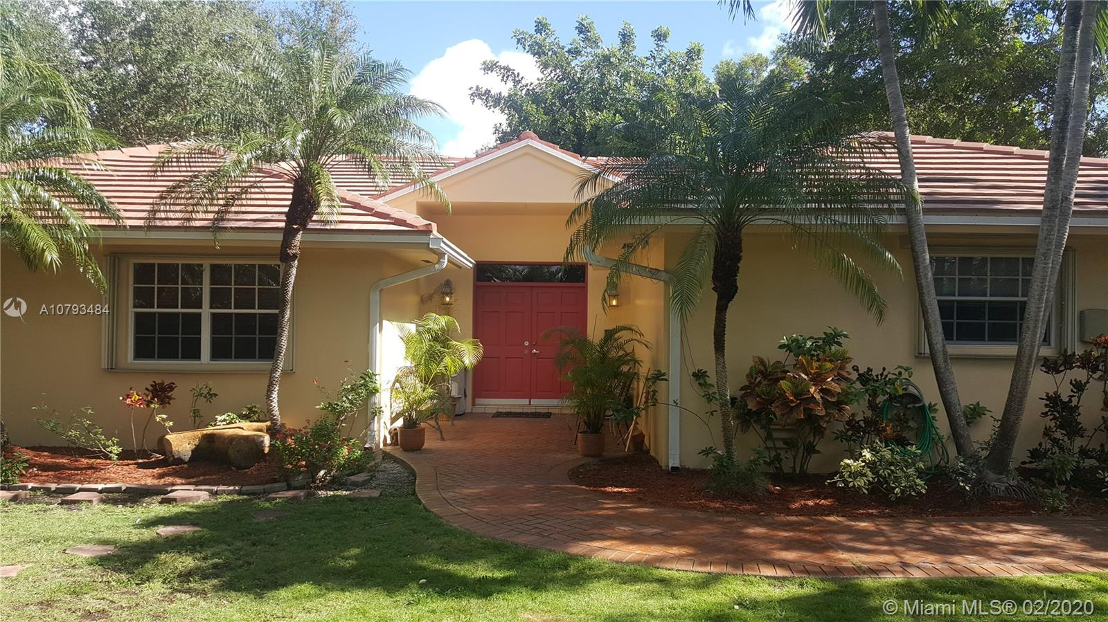7891 SW 62nd Ave  For Sale A10793484, FL