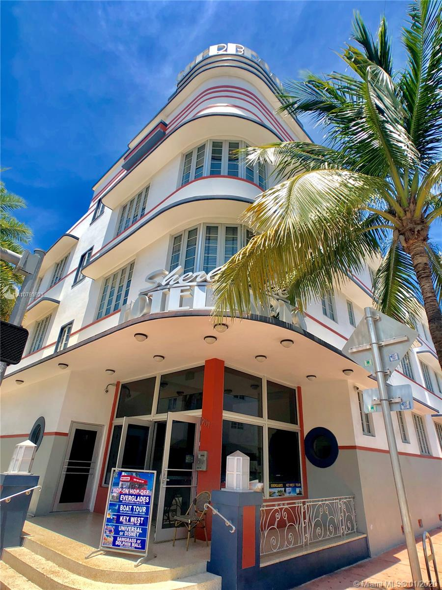 901  Collins Ave #109 For Sale A10793923, FL