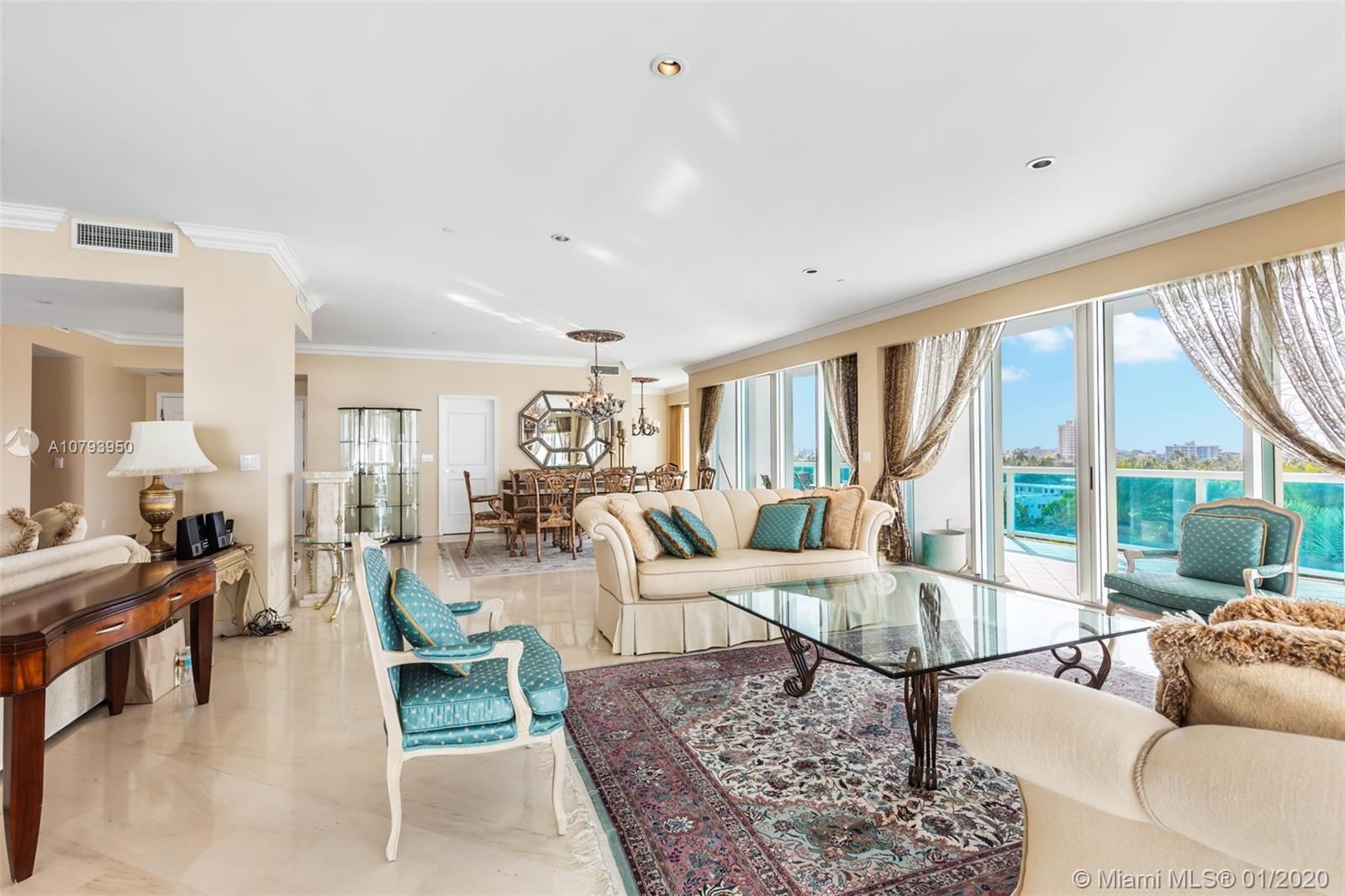 10101  Collins Ave #6A For Sale A10793950, FL