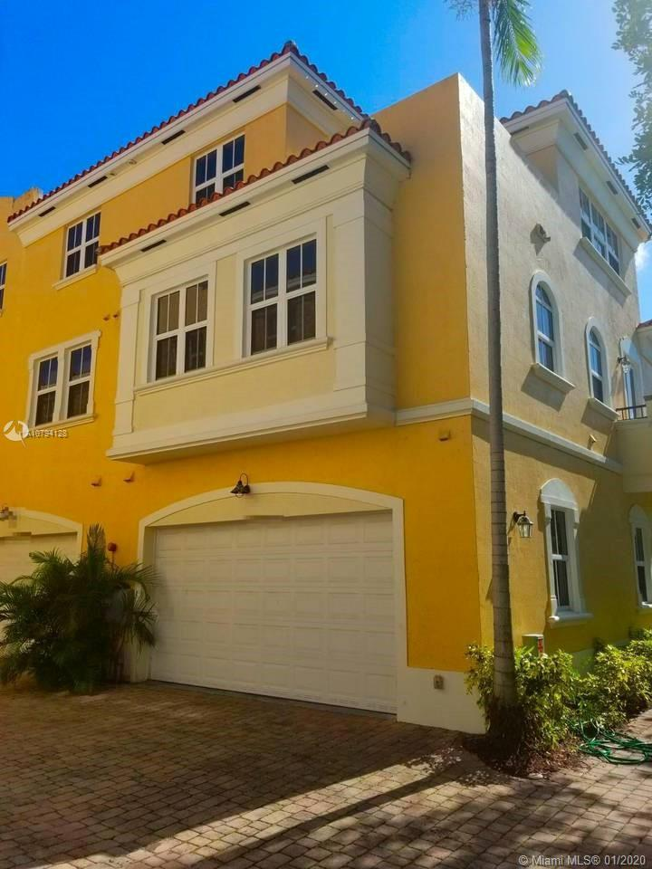 NEWLY RENOVATED VICTORIA PARK CORNER TOWNHOME,3 STORY,2500 SQ FT WITH AMAZING ROOF DECK,2 BALCONIES, 2 CAR GARAGE PLUS ONE DEEDED SREET SPACE, 2 LEAVING ROOMS .THIS IS THE LARGEST LOT AND FLOOR PLAN IN THE COMPLEX WITH DEEDED BACK YARD WITH THE POSSIBILITY TO BUILD A SWIMING POOL .HUGE MASTER BEDROOM WITH BALCONY ,JAKUZZI TAB AND WALKIN CLOSET,DINING AREA,LAUNDRY ROOM,2 A/C ,CENTRAL VACUUM SYSTEM,HURRICANE IMPACT DOORS AND WINDOWS.. COMES COMPLETELY FURNISHED! GREAT LOCATION 5 MINUTES DRIVE TO:BEACH, E LAS OLAS BLVD,TENNIS CORTS ,PARK,MAGER SHOPS,CONVENTION CENTER.