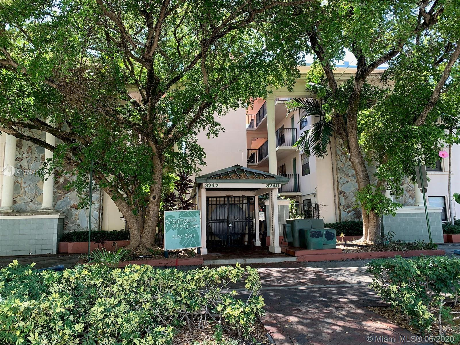 3242  Mary St #S115 For Sale A10794178, FL