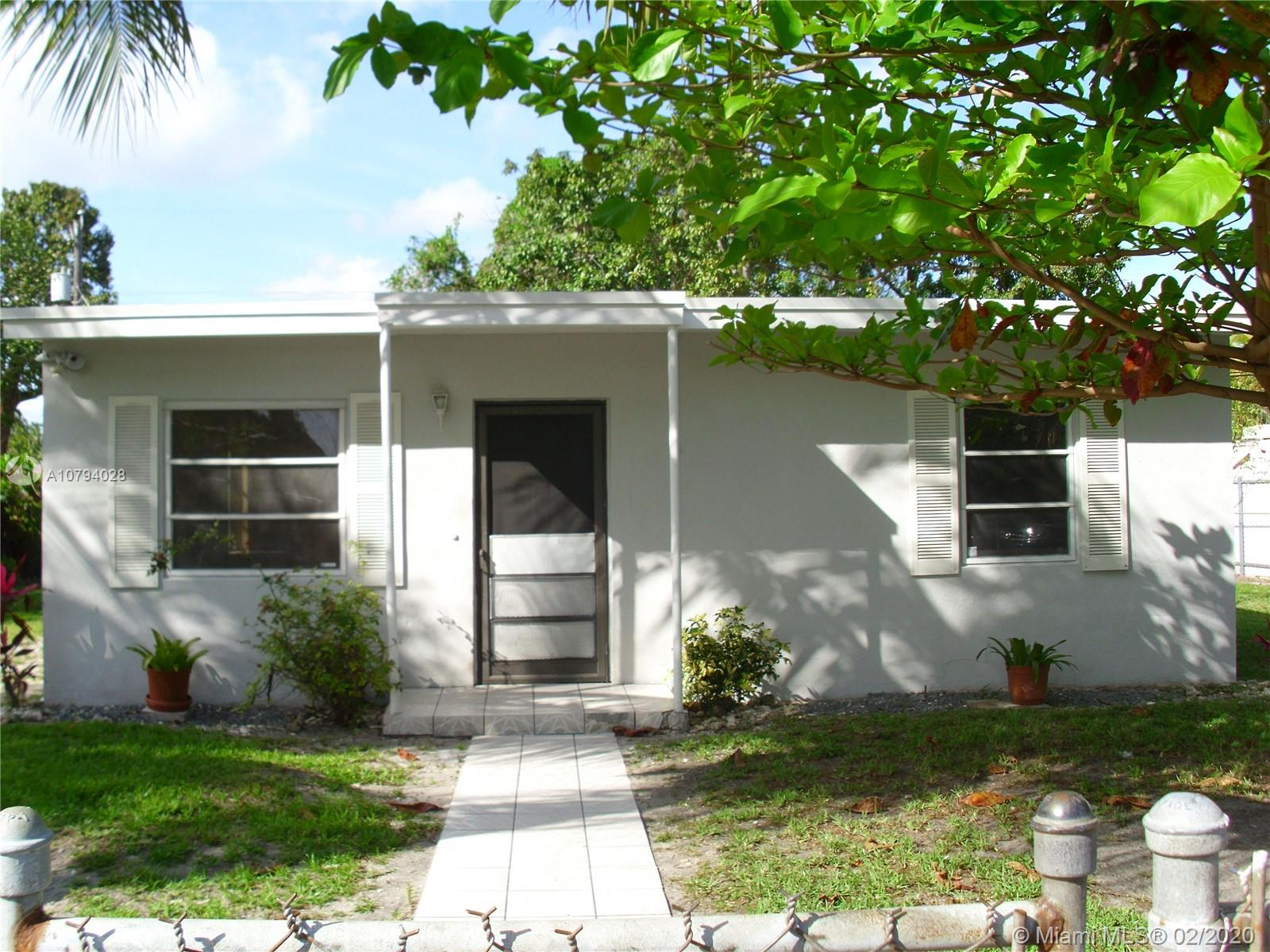 1011 NW 140th St  For Sale A10794028, FL