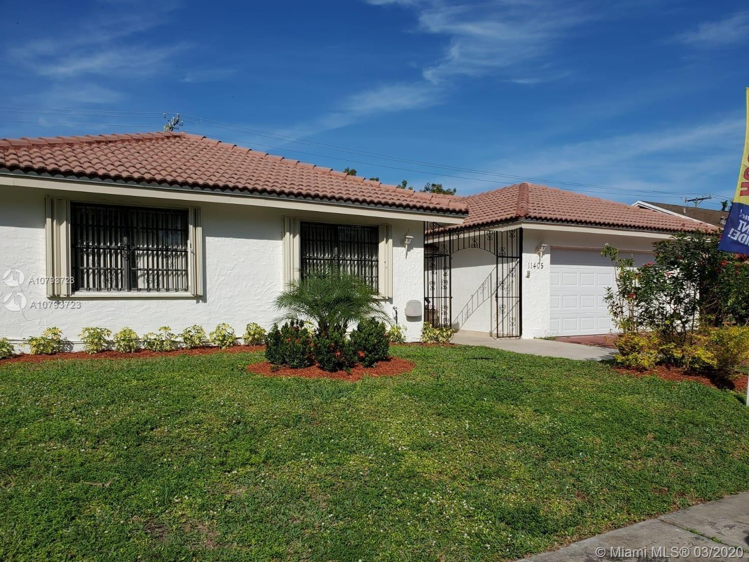 11405 SW 112th Ter  For Sale A10793723, FL
