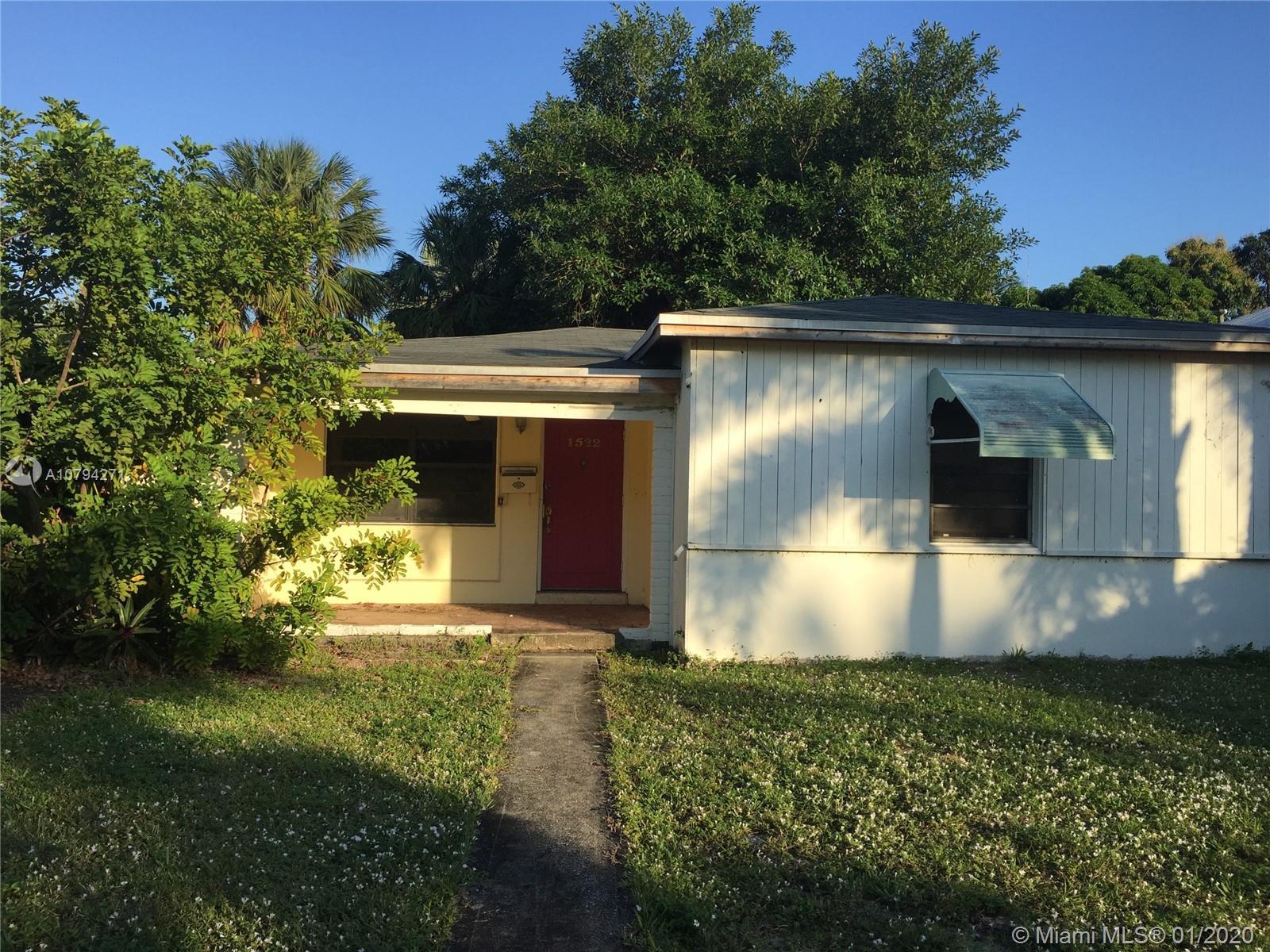 1522 NE 17th Way  For Sale A10794271, FL