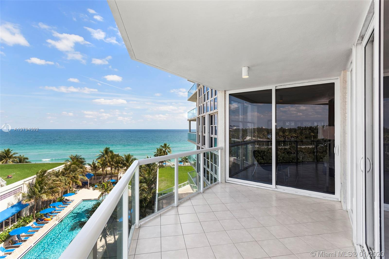 6001 N Ocean Dr #602 For Sale A10794392, FL