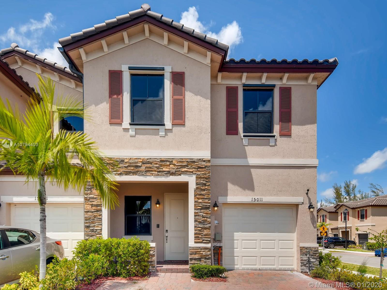 15011 SW 119th Way  For Sale A10794403, FL