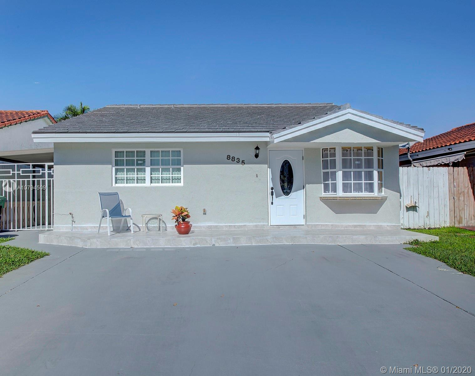 8835 NW 116th St  For Sale A10794509, FL