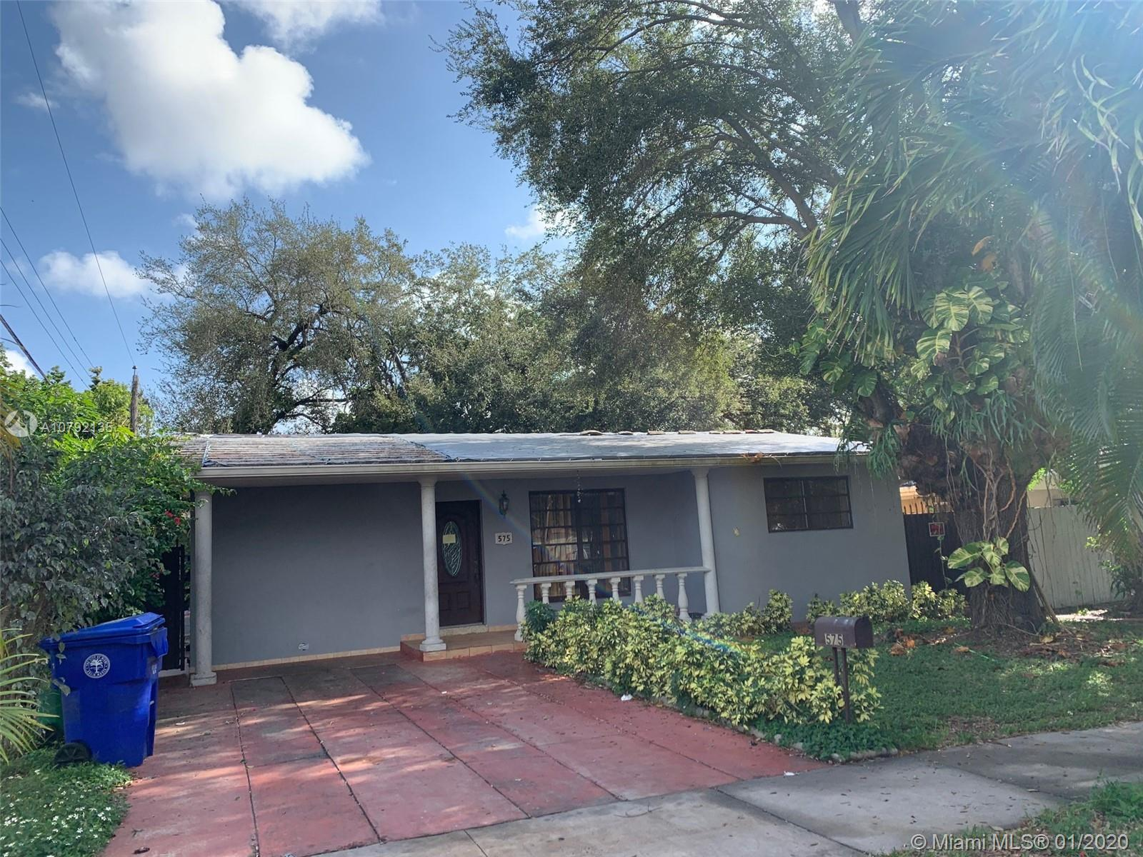 575 SW 56th Ave  For Sale A10792135, FL