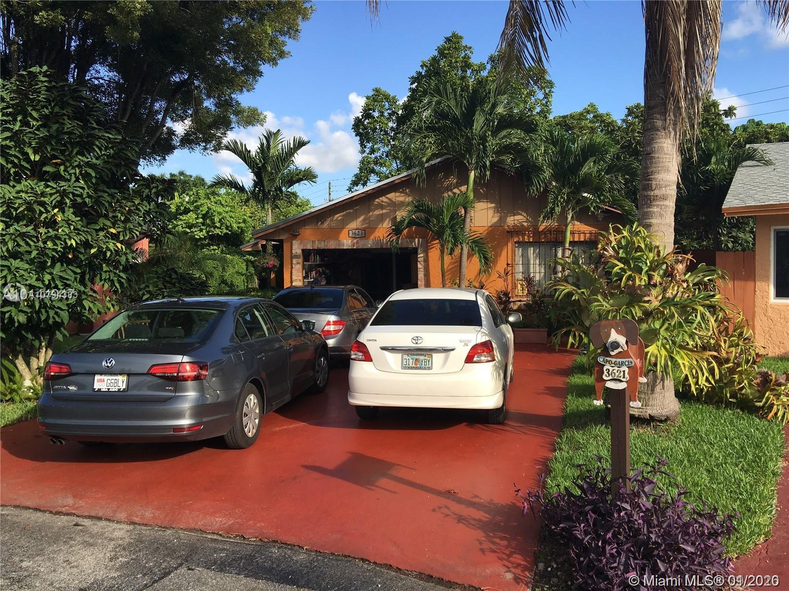 3621 SW 113th Ct  For Sale A10794383, FL