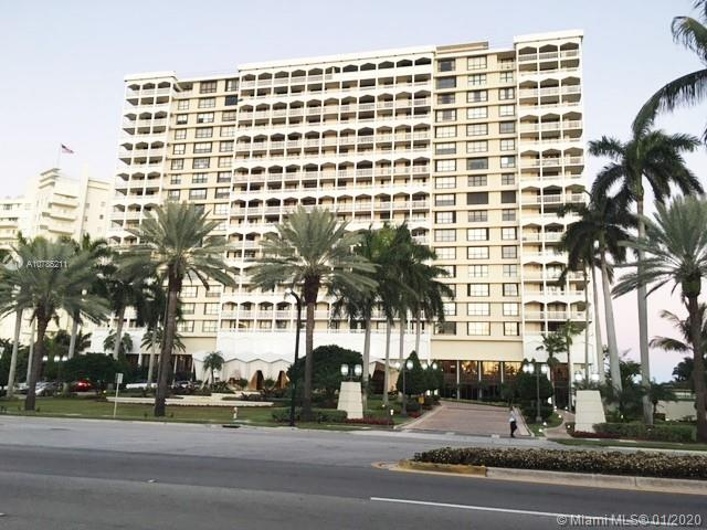 9801  Collins Ave #18X For Sale A10785211, FL