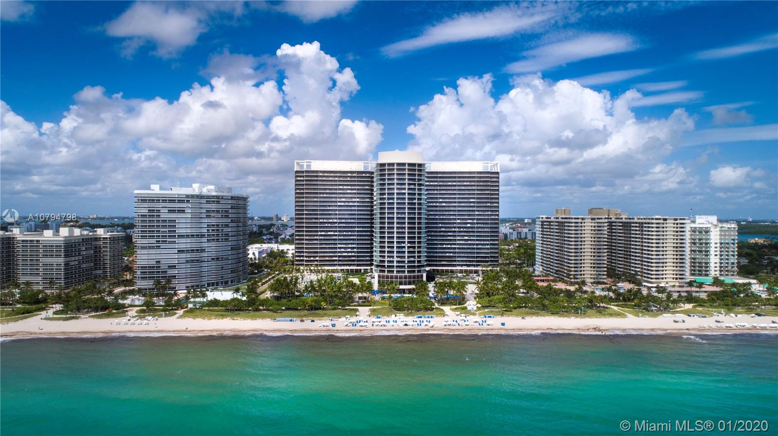 9705  Collins Ave #2203N For Sale A10794798, FL