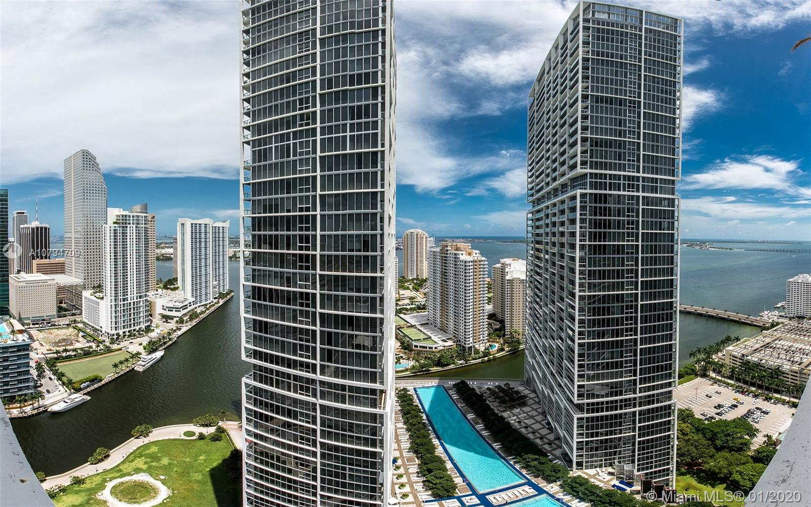 495  Brickell Ave #1502 For Sale A10794709, FL