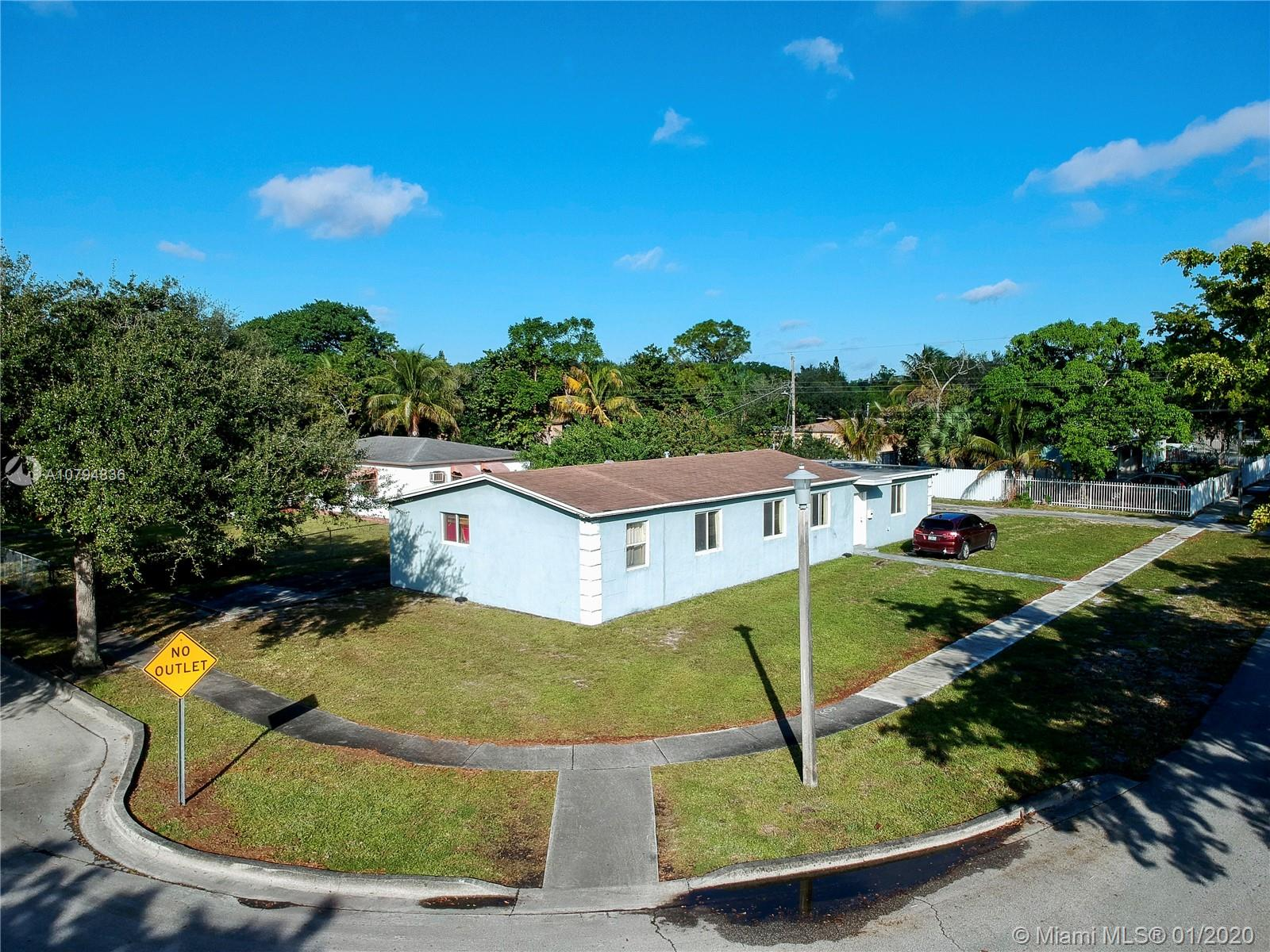 12900 NW 16th Ave  For Sale A10794836, FL