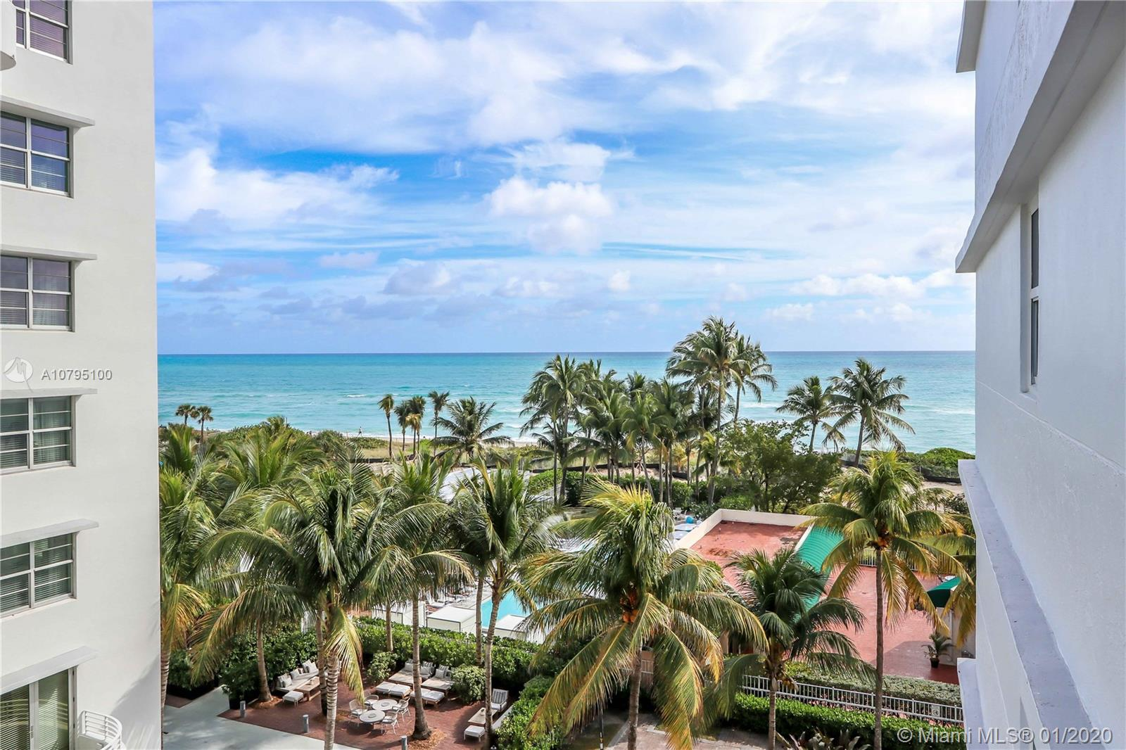 2401  Collins Ave #712 For Sale A10795100, FL
