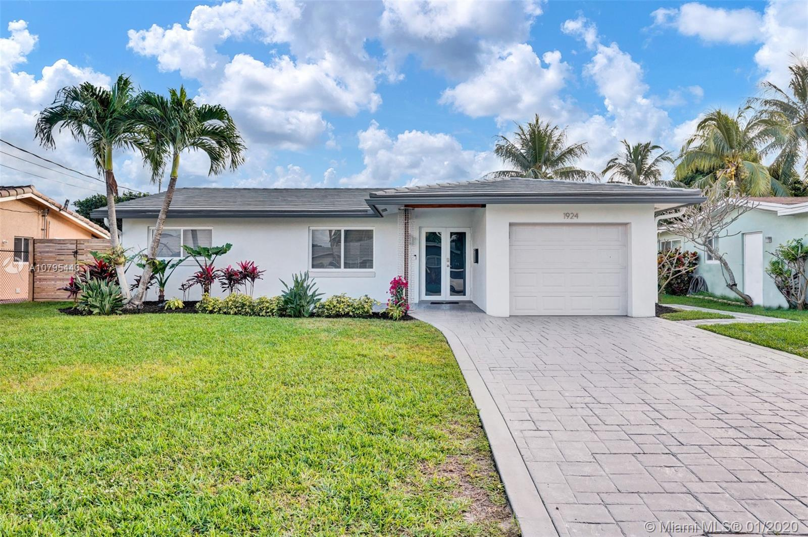 1924 NW 37th St, Oakland Park, FL 33309