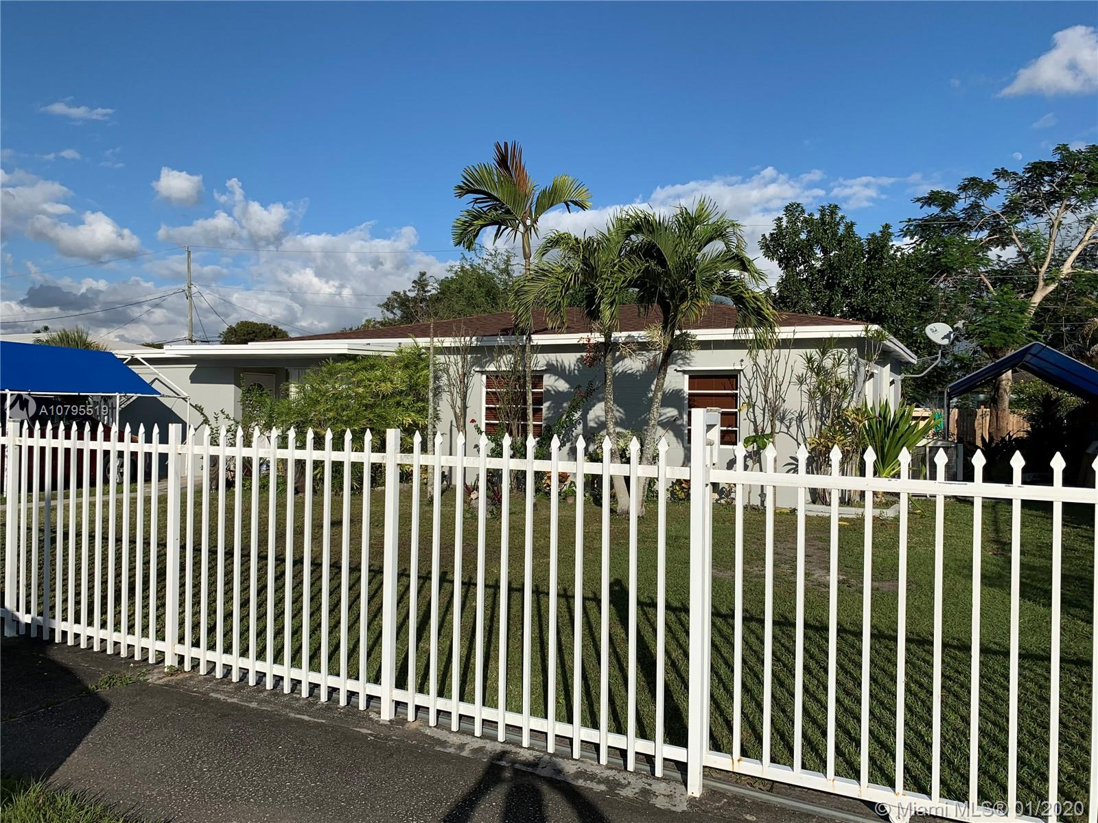 14125  Monroe St  For Sale A10795519, FL