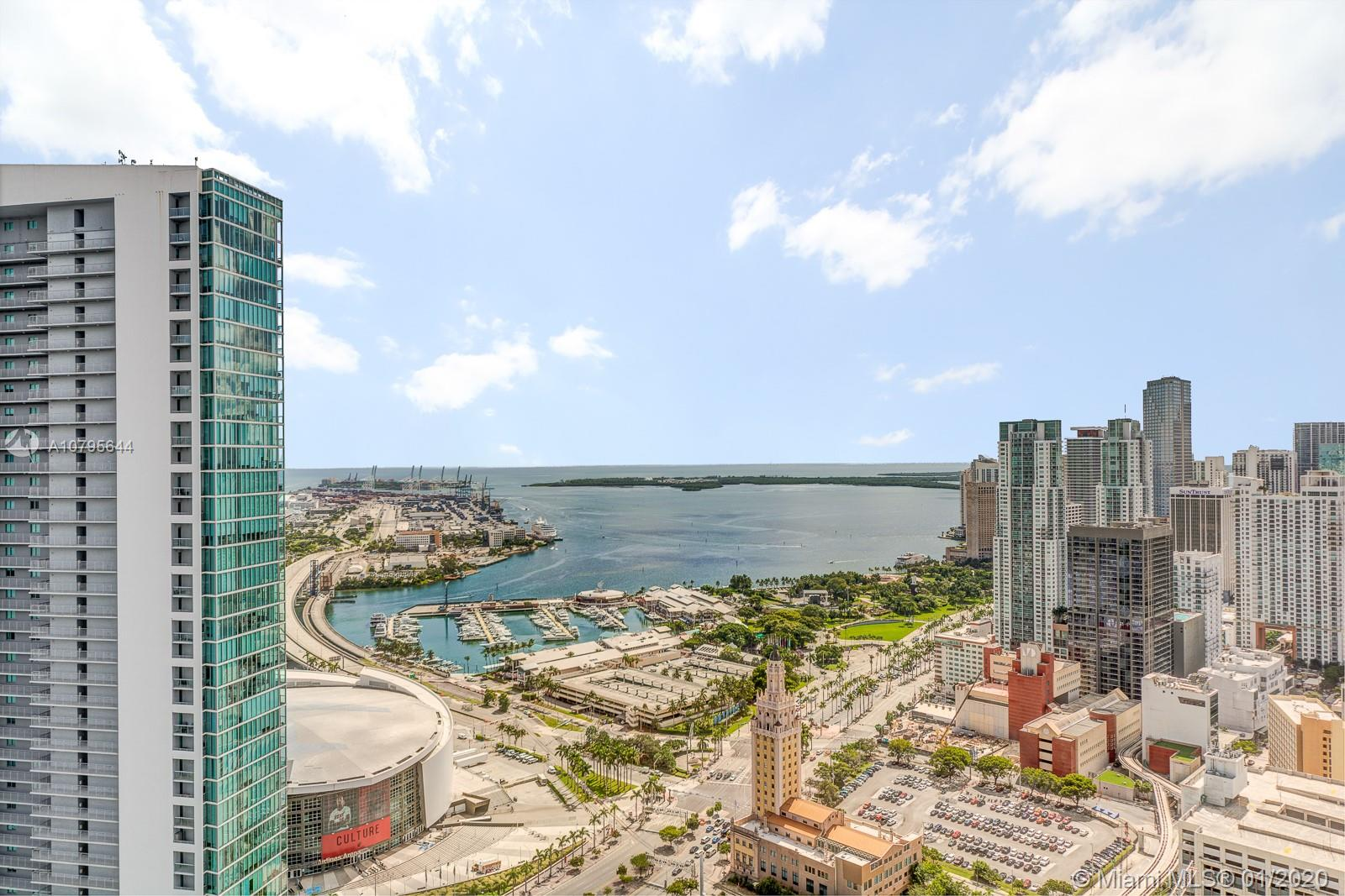 851 NE 1ST AVENUE #4205 For Sale A10795644, FL