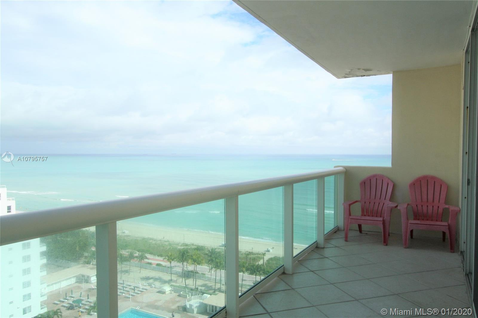 5001  COLLINS AV #15D For Sale A10795757, FL