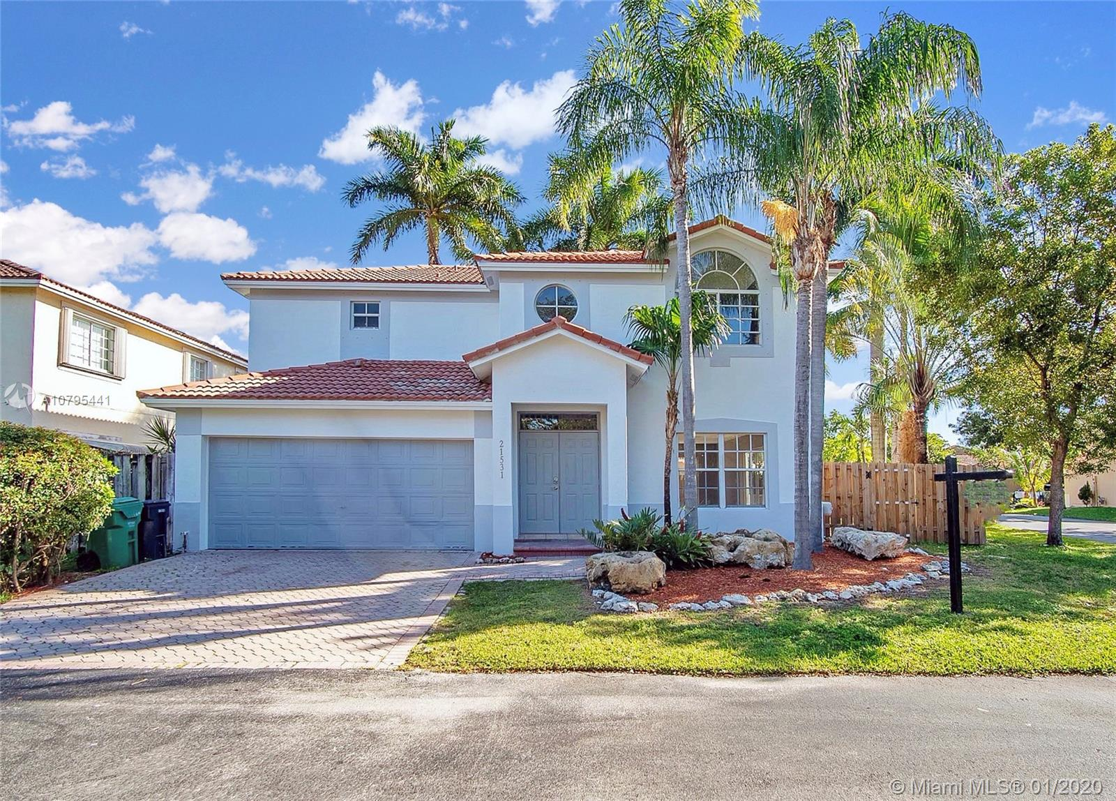 21531 SW 90th Ct  For Sale A10795441, FL
