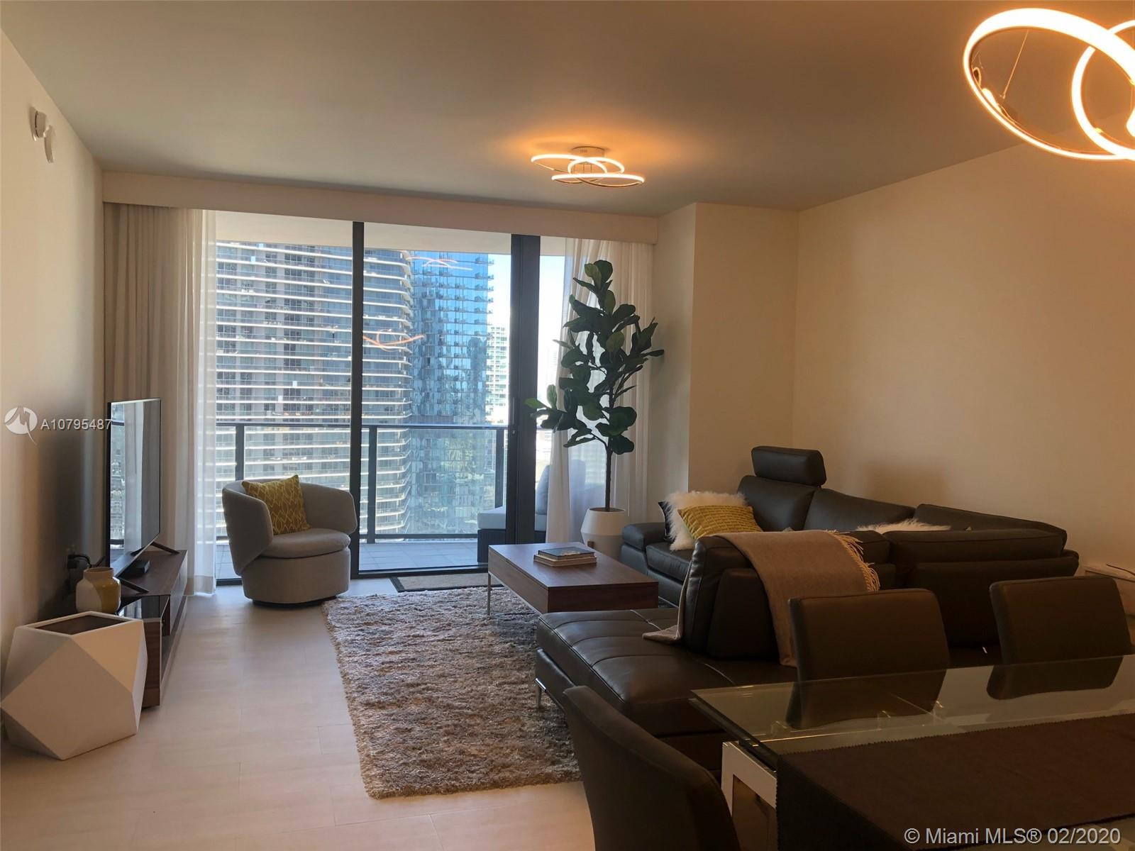 1000  Brickell Plaza #3114 For Sale A10795487, FL