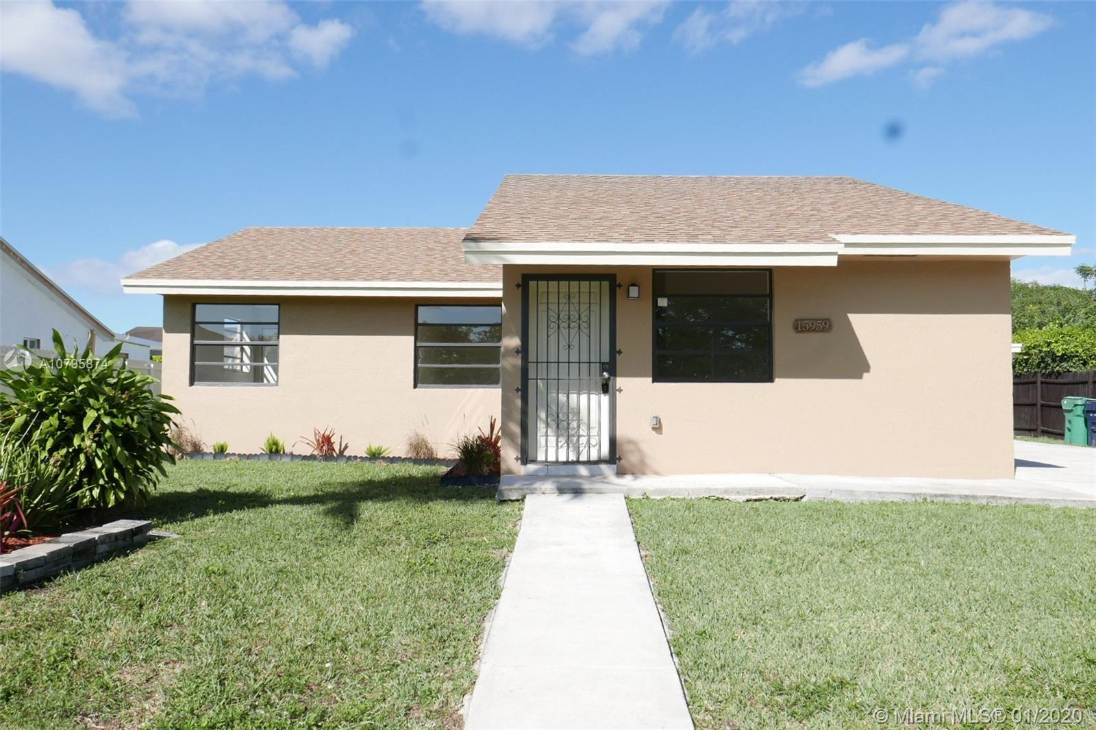 15959 SW 305th Ter  For Sale A10795874, FL