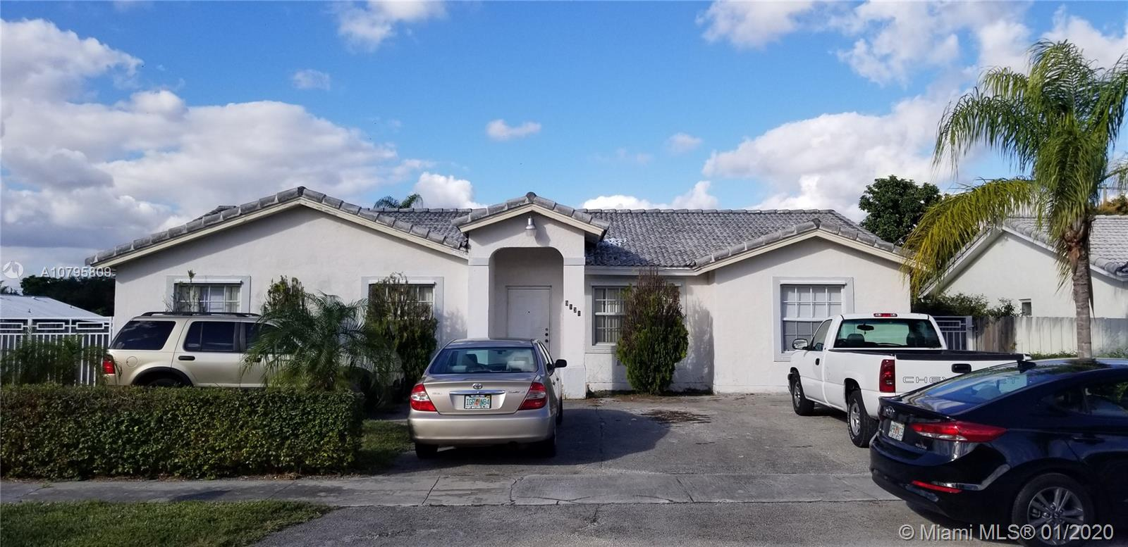 9131 SW 170th St  For Sale A10795809, FL
