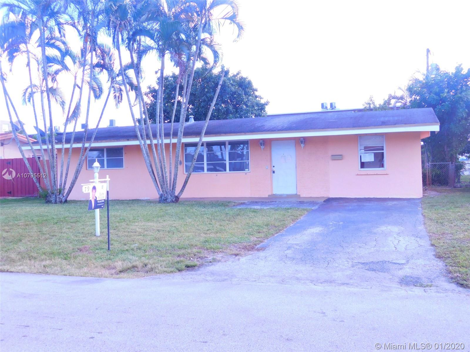 7940 NW 10th St  For Sale A10795512, FL