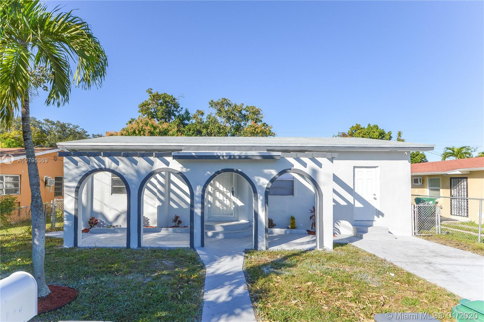 7764 NW 10th Ave  For Sale A10795369, FL
