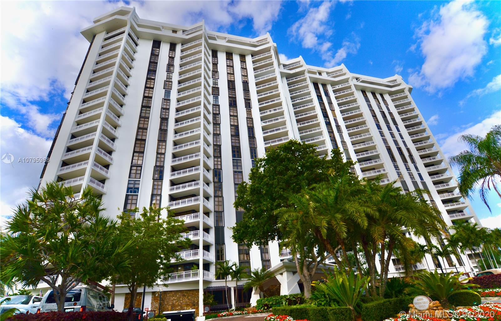 4000  Towerside Ter #1803 For Sale A10795968, FL