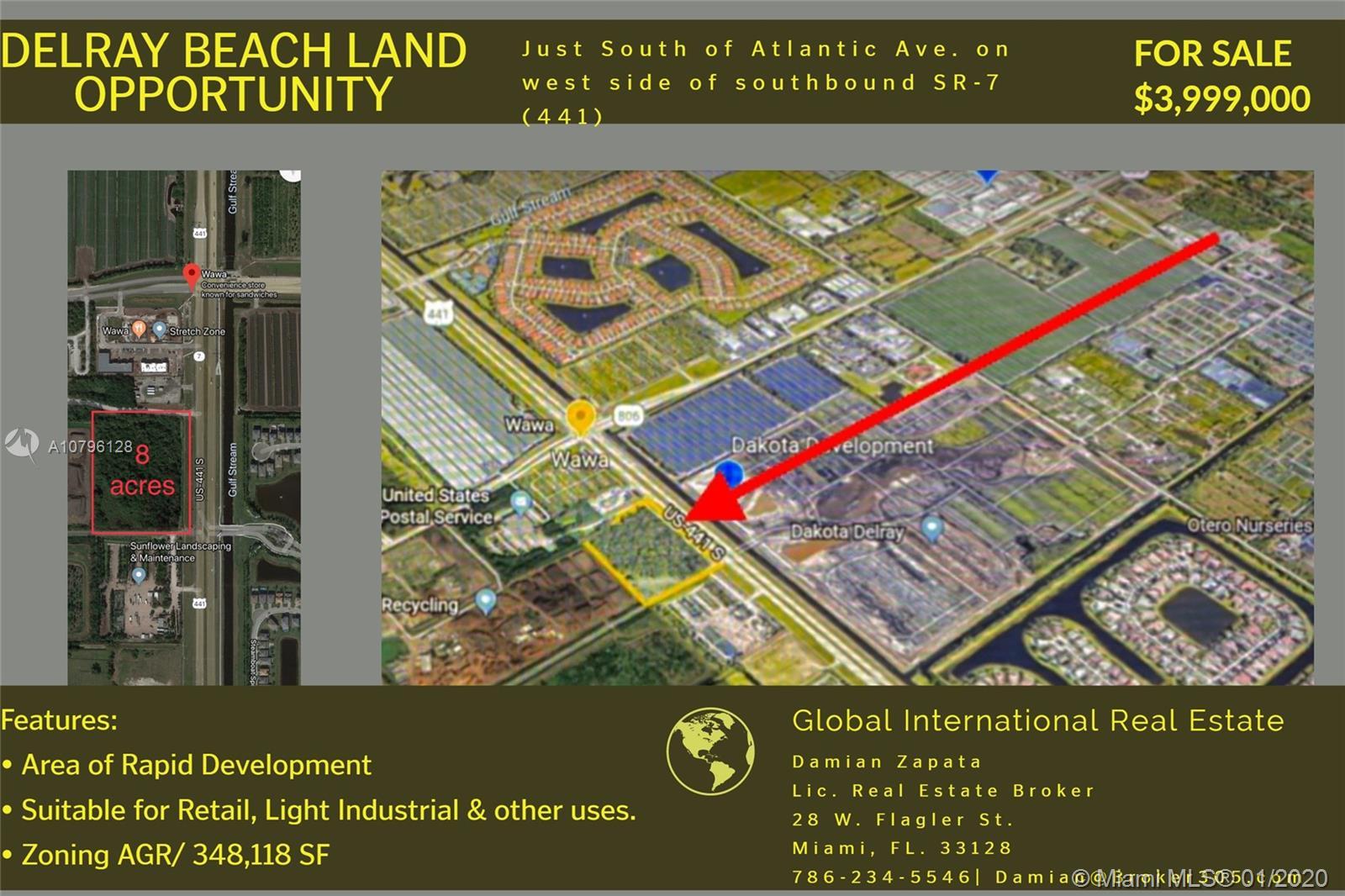 441 (SR-7), Delray Beach, FL 33446
