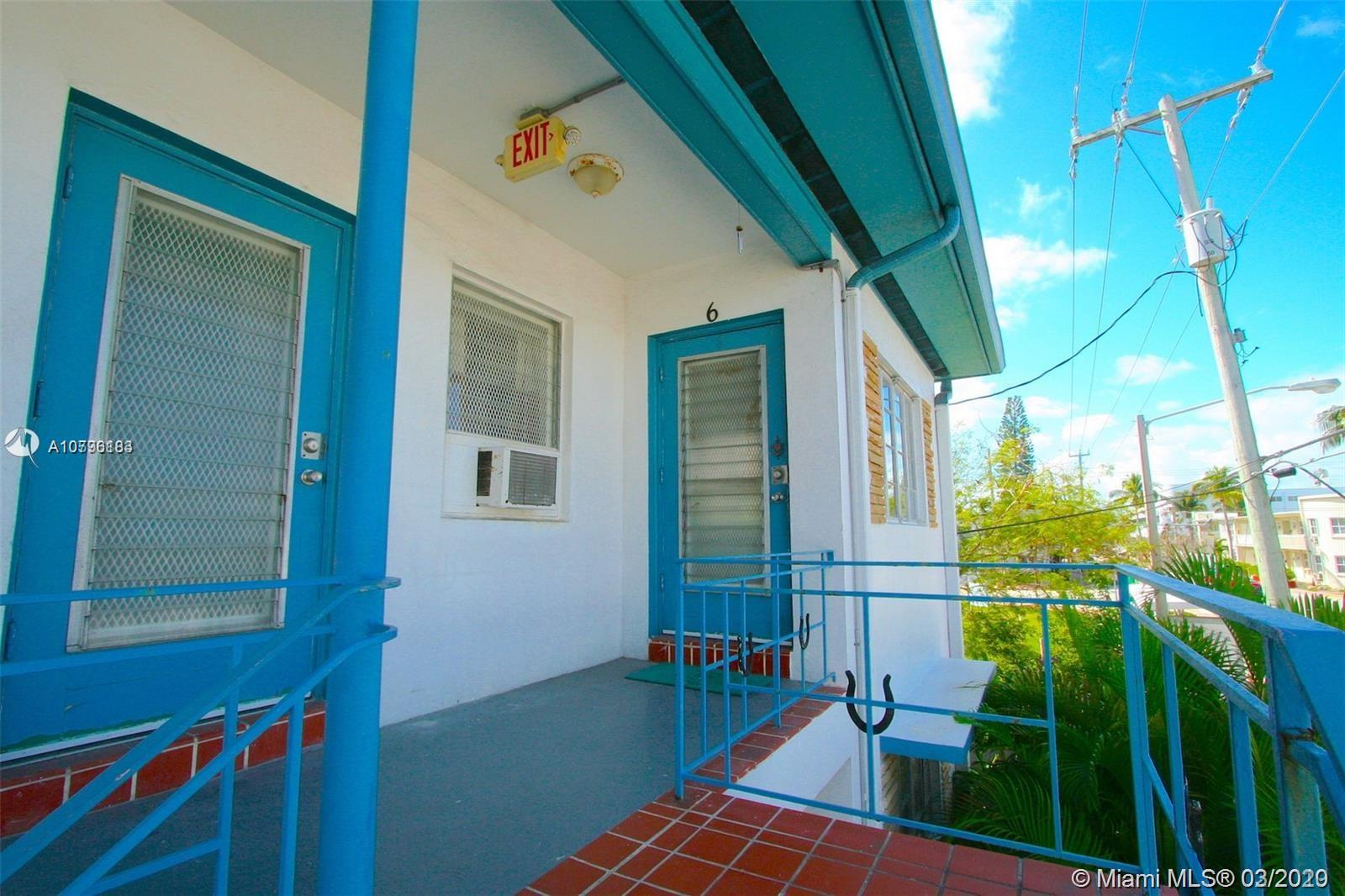 500  77 ST #6 For Sale A10796183, FL
