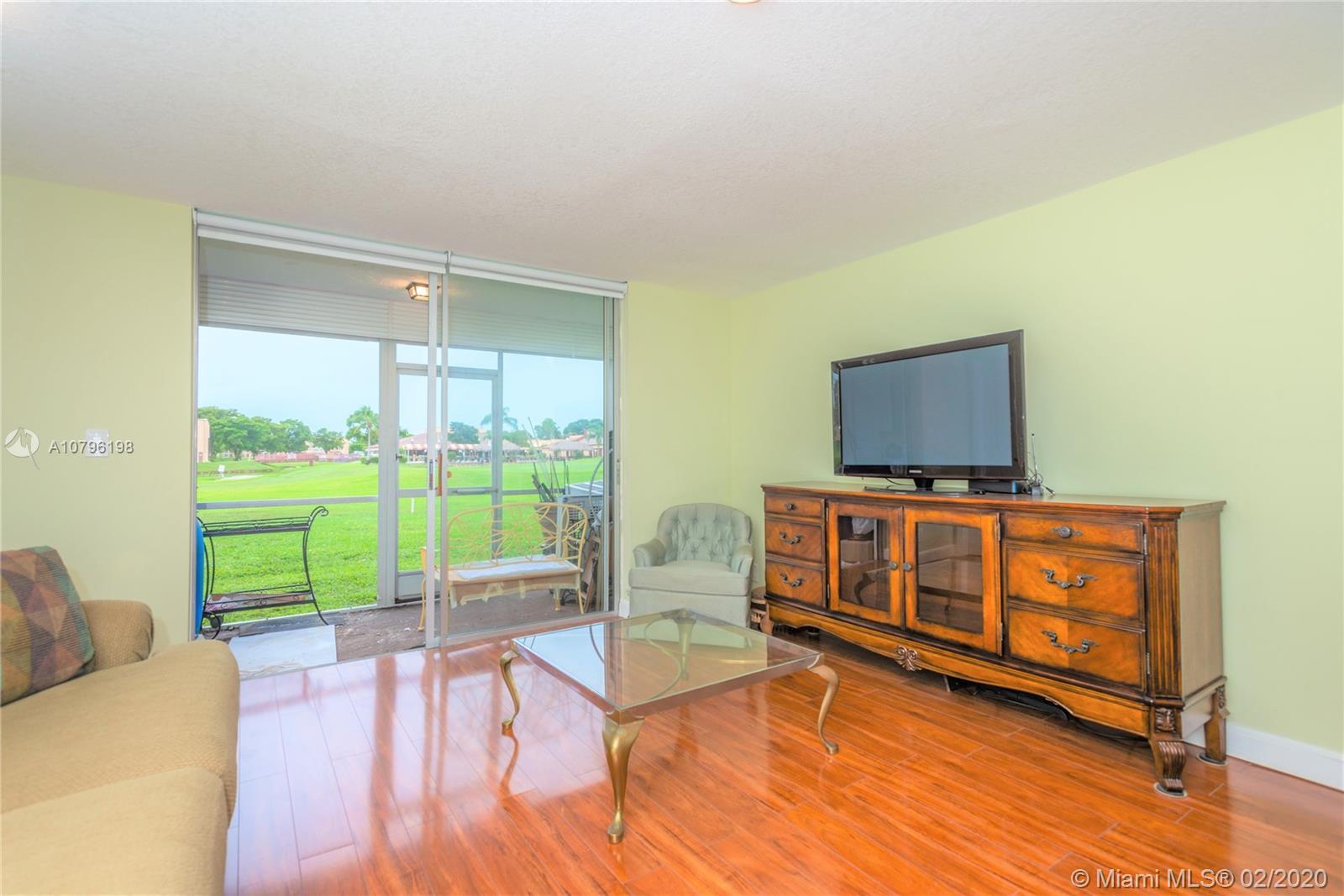 9521  Sunrise Lakes Blvd #108 For Sale A10796198, FL
