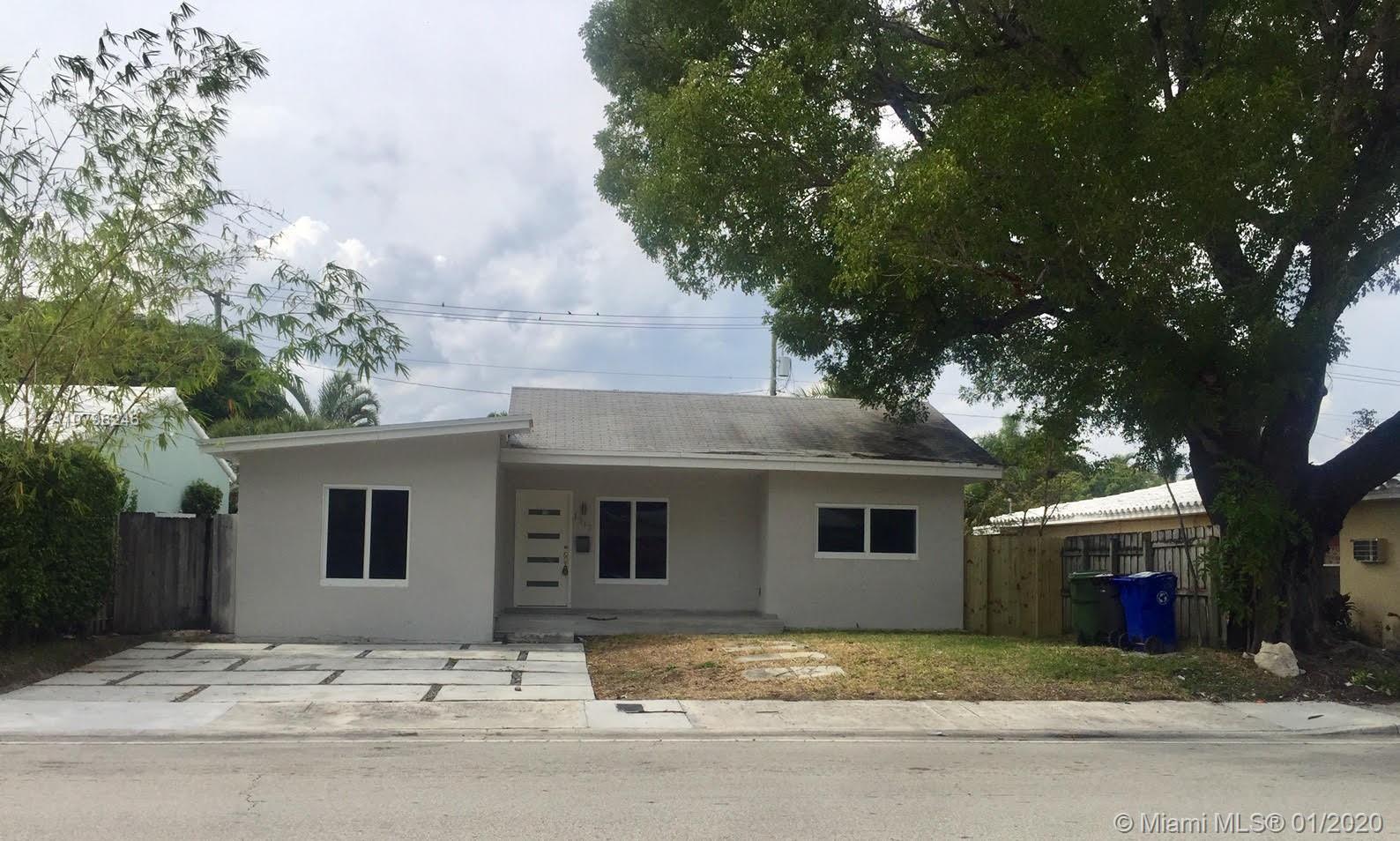 1313 NE 15th Ave  For Sale A10796246, FL