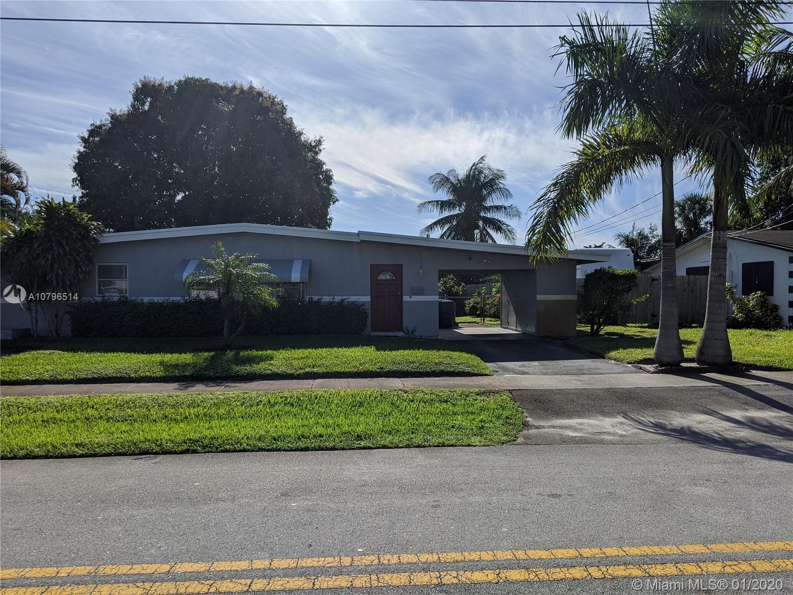2040 NW 10th Ave  For Sale A10796514, FL