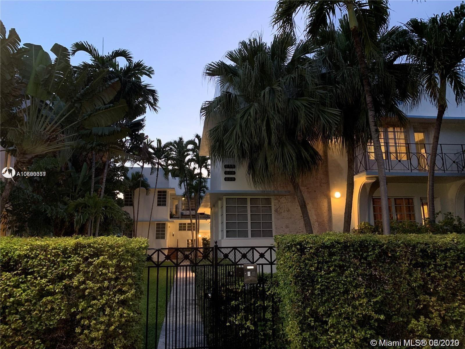 828  Euclid Ave #3 For Sale A10790057, FL