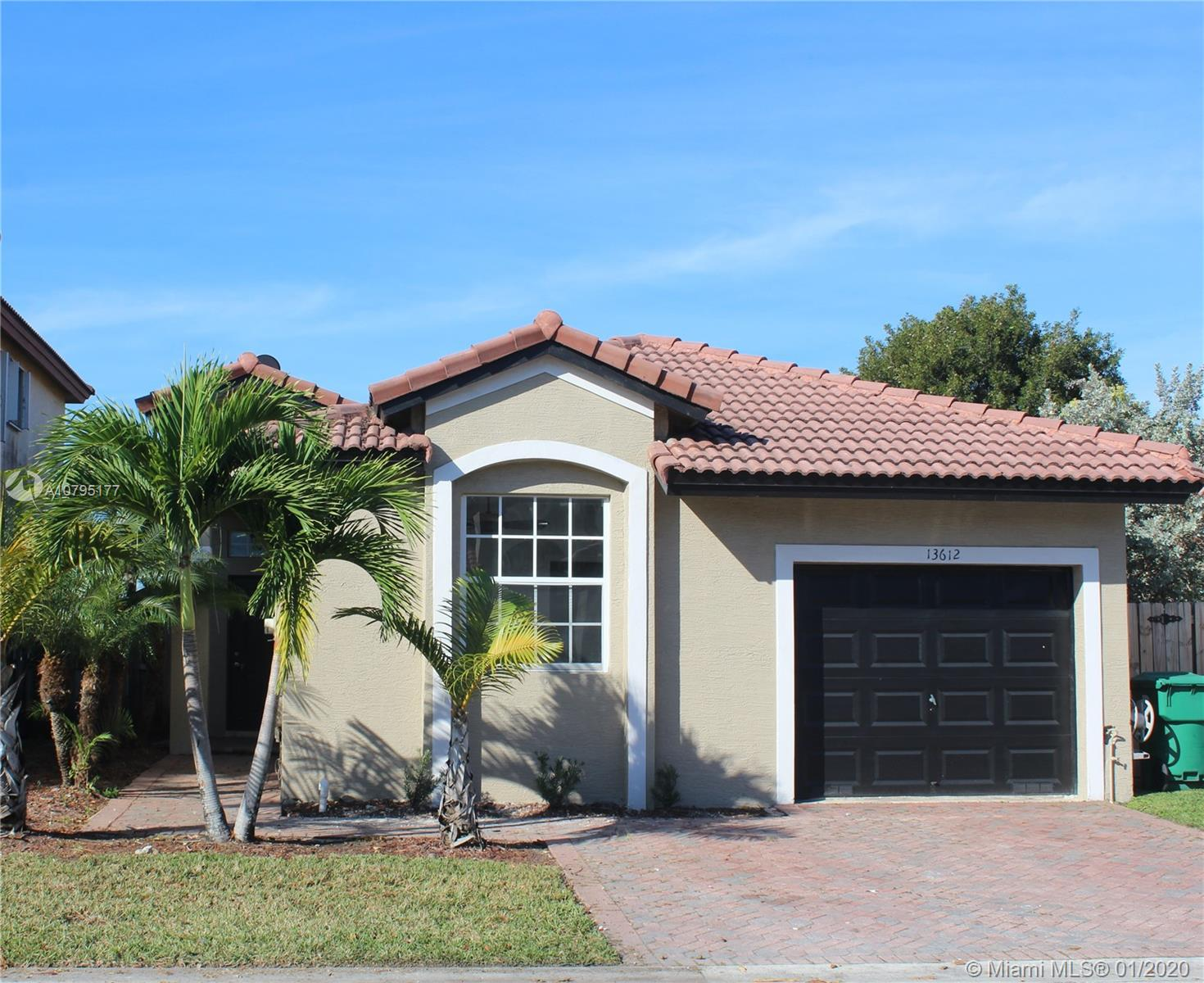 13612 SW 119th Ave  For Sale A10795177, FL