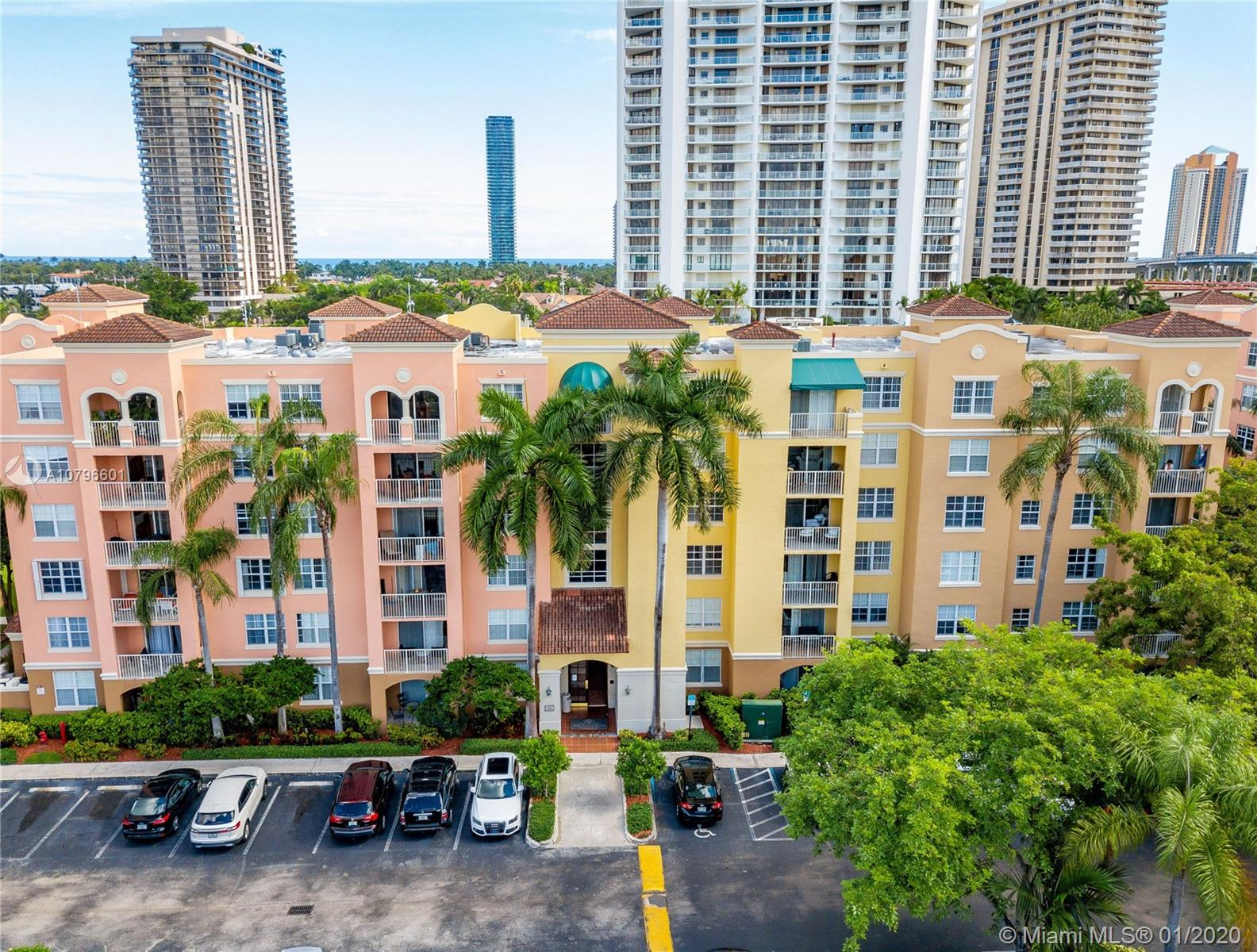 19601 E COUNTRY CLUB DR #7202 For Sale A10796601, FL