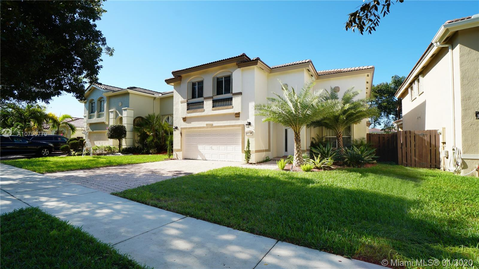 4634 NW 109th Ct  For Sale A10796779, FL