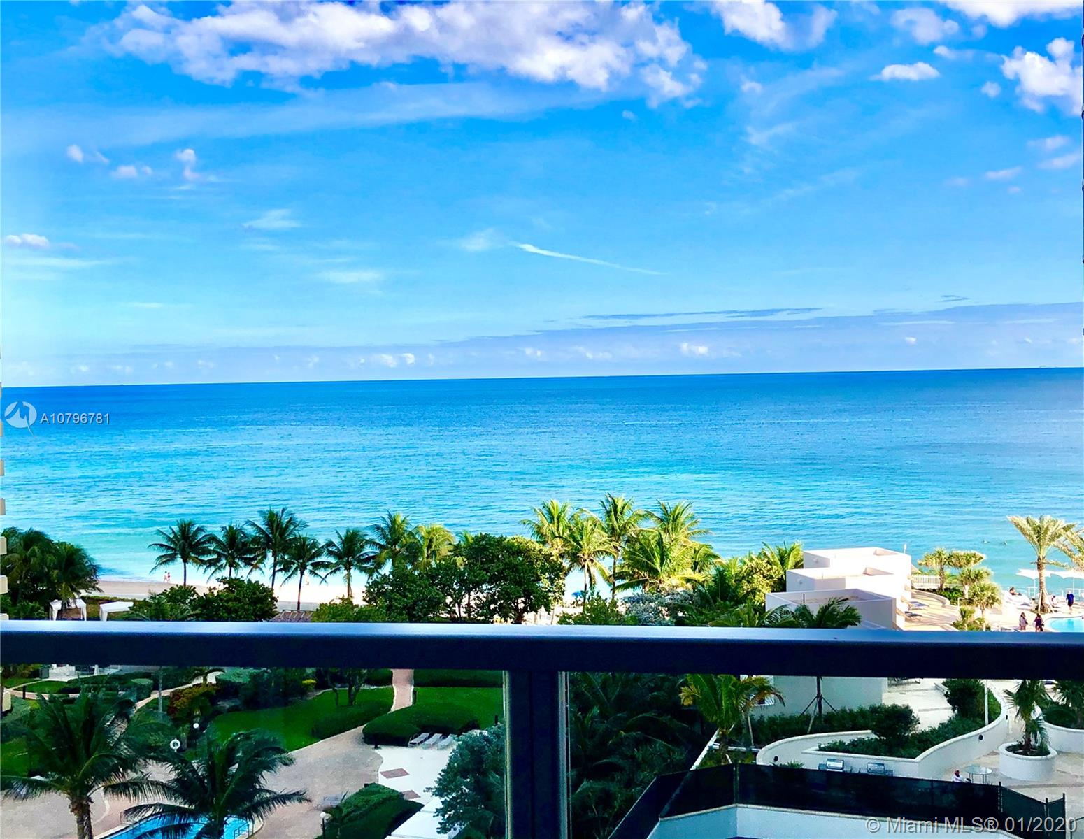 3101 S Ocean Dr #801 For Sale A10796781, FL