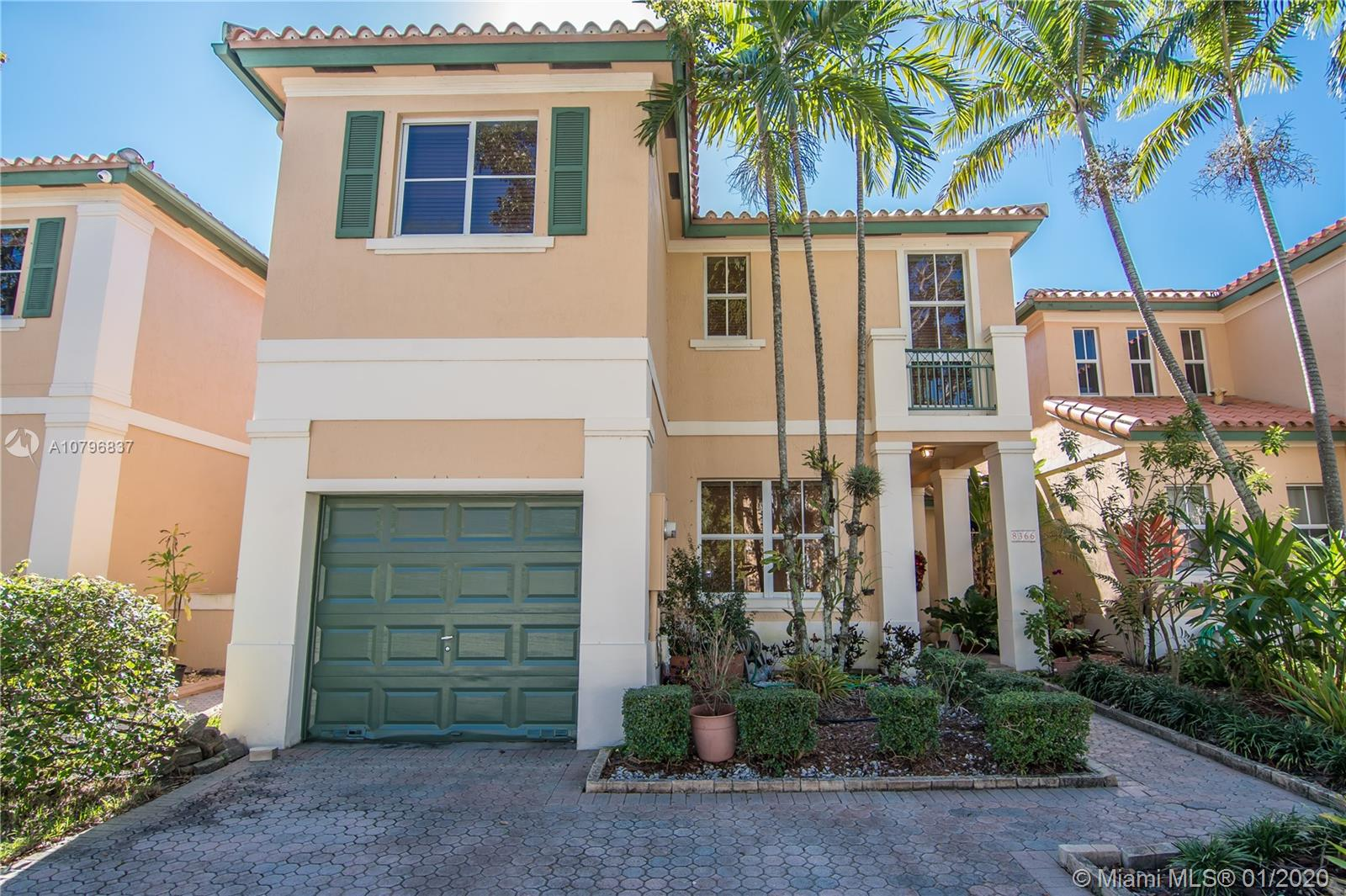 8366 NW 142nd St  For Sale A10796837, FL