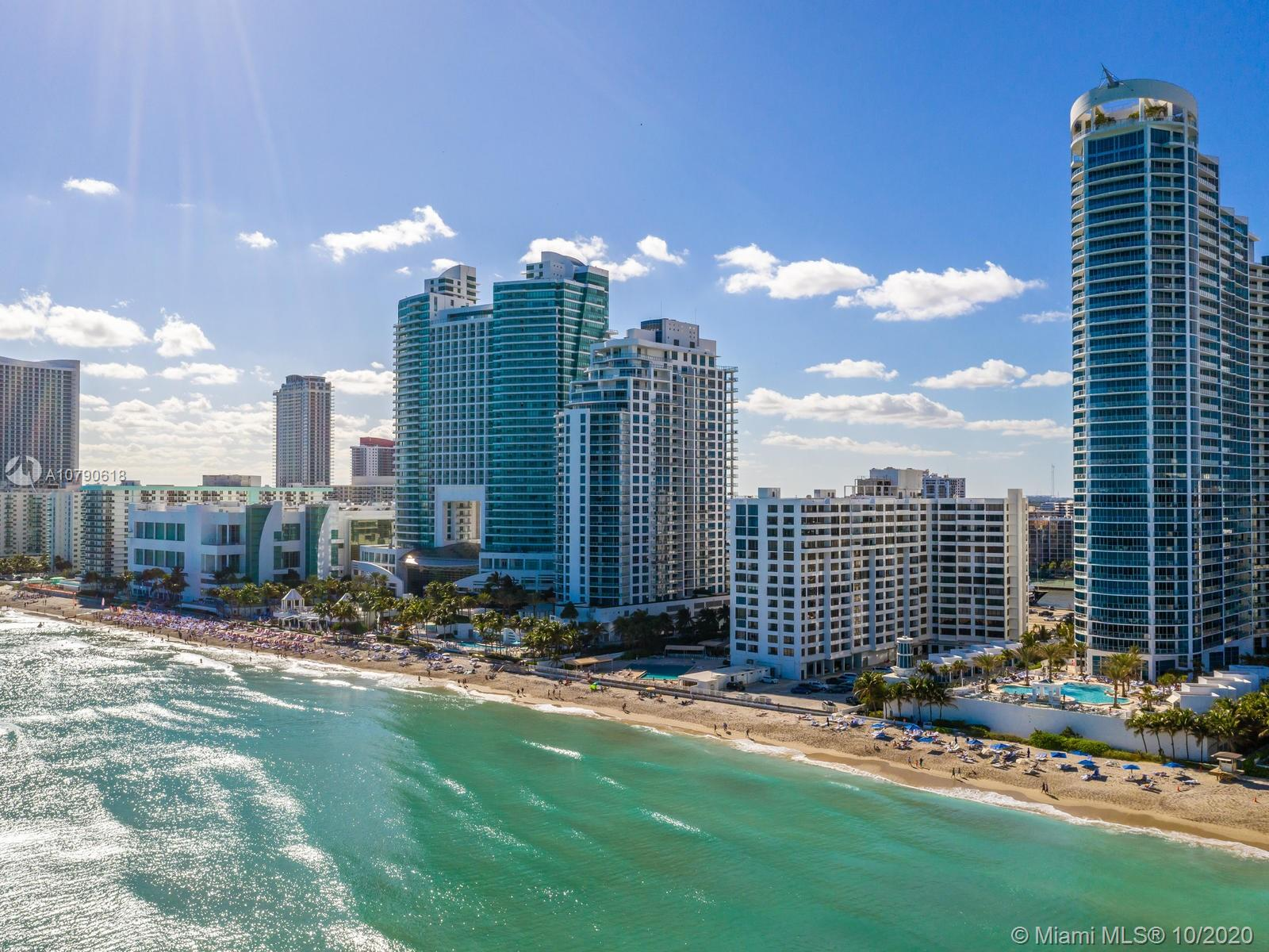 3505 S Ocean Dr #801 For Sale A10790618, FL