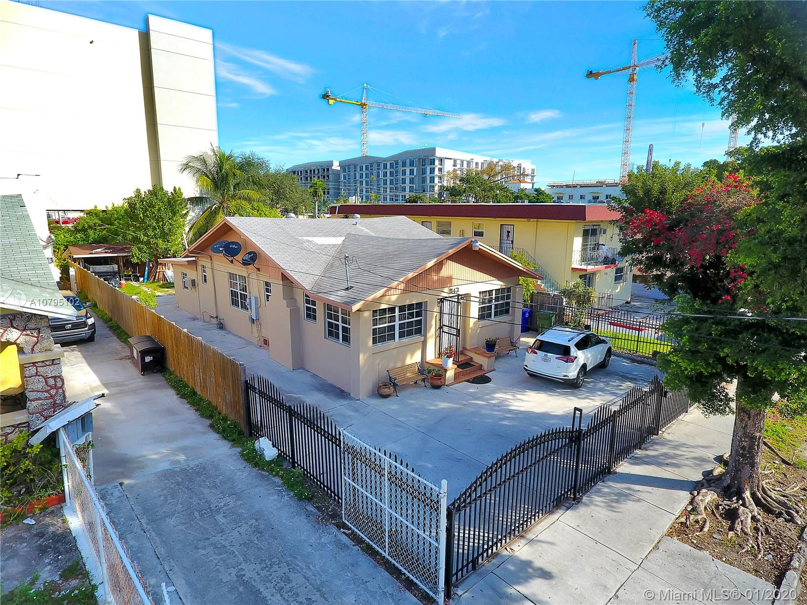 1143 NW 6th St  For Sale A10795102, FL