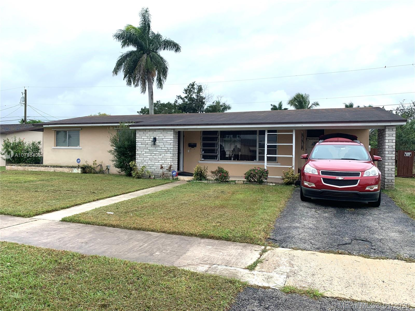 1666 NW 8th Ter  For Sale A10796405, FL