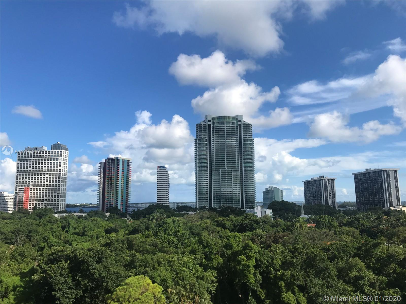 1600 SW 1st Ave #809 For Sale A10797062, FL