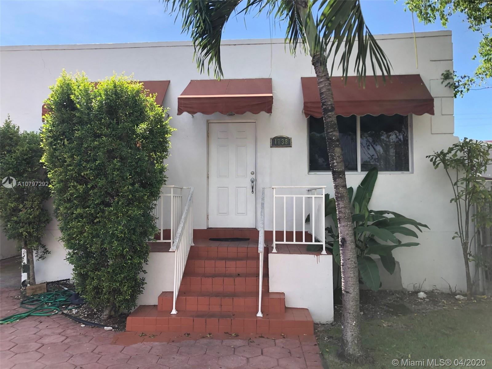 1738 SW 17th St  For Sale A10797292, FL