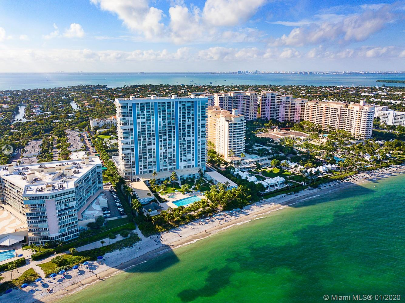 881  Ocean Drive #TH4 For Sale A10797245, FL