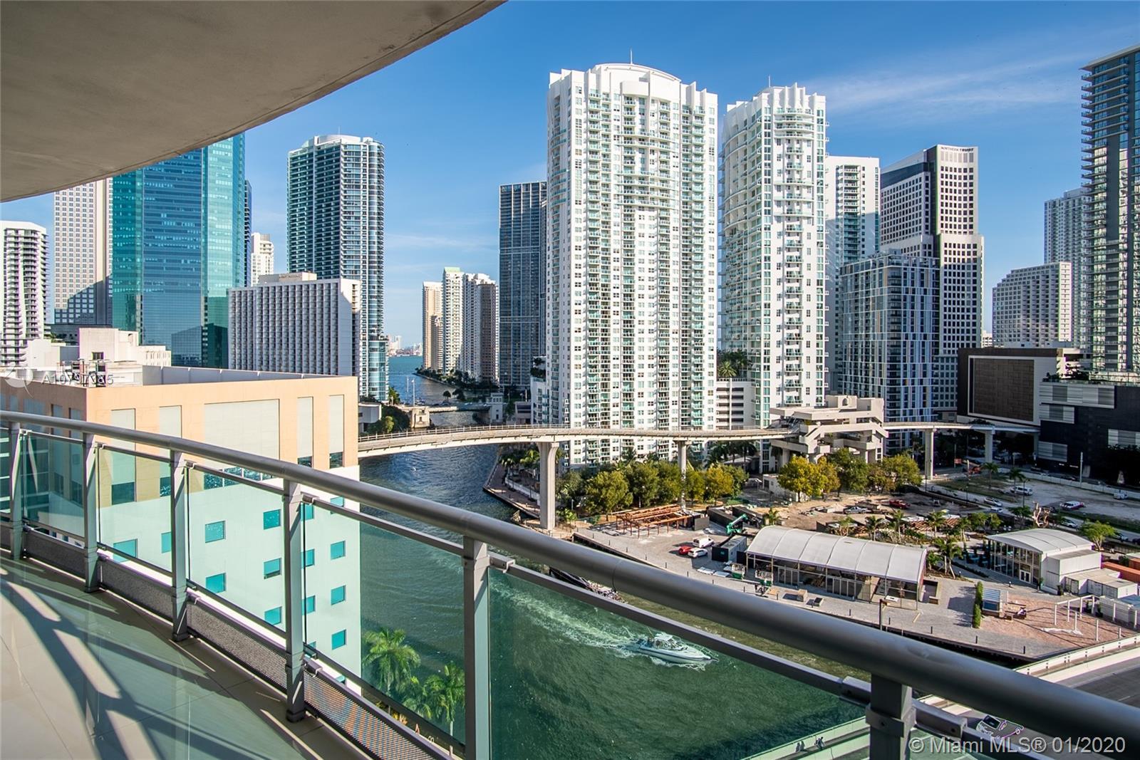 350 S Miami Ave #1602 For Sale A10797385, FL