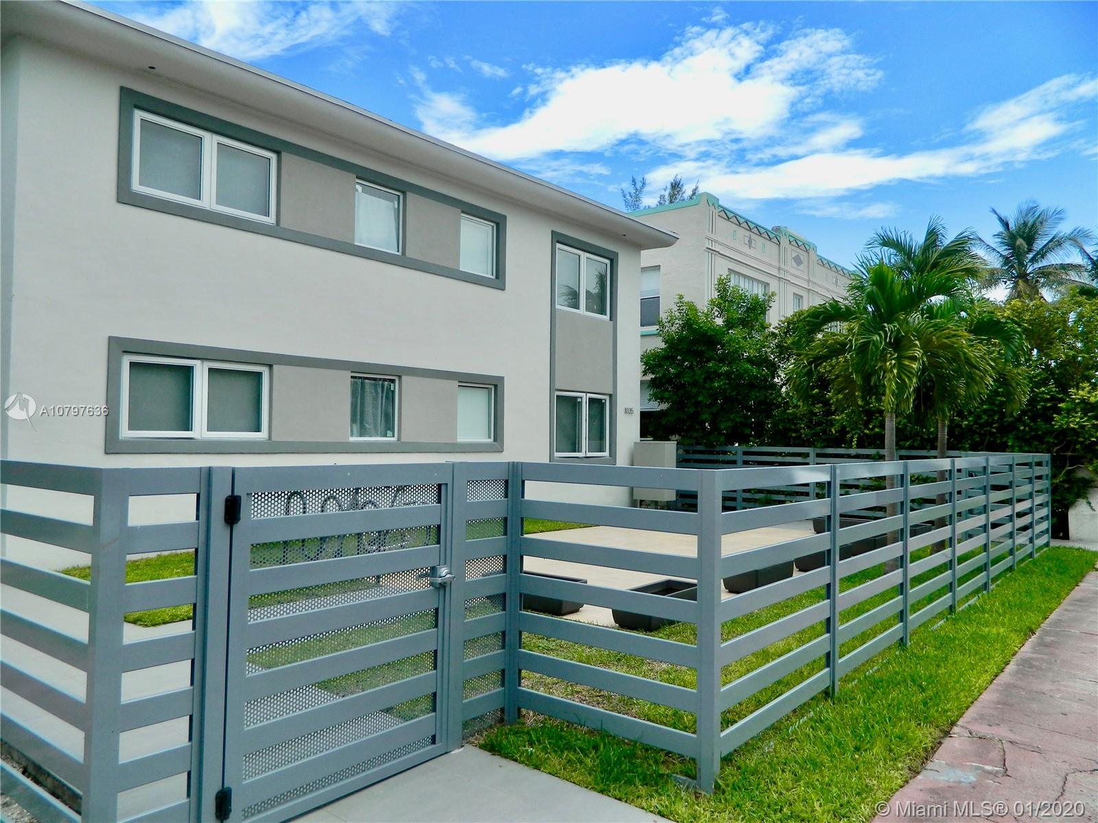 1035  Euclid Ave #23 For Sale A10797636, FL
